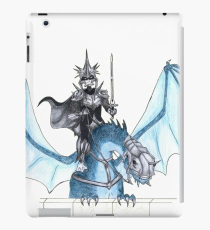 Witch King Duck of Angmar - Roi Canard d'Angmar iPad Case/Skin