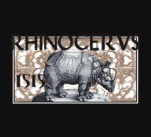 RHINOCERVS 1515 One Piece - Short Sleeve