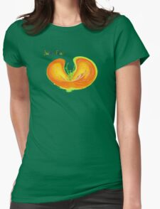 Juicy Fruit  Womens Fitted T-Shirt