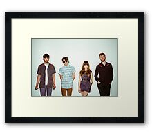 SAN CISCO DISCO Framed Print