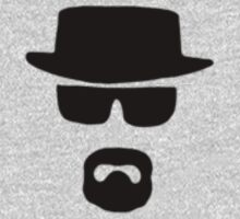 Mini Heisenberg Logo Kids Clothes