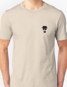 Mini Heisenberg Logo Unisex T-Shirt