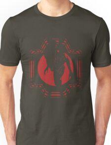 Alien Red Unisex T-Shirt