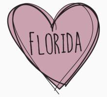 Florida One Piece - Long Sleeve