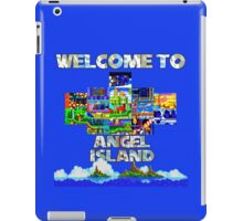 Welcome to Angel Island iPad Case/Skin