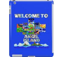 Welcome to Angel Island iPad Case/Skin