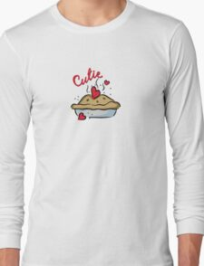 Cute Pie Long Sleeve T-Shirt