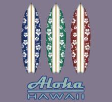 ALOHA Hawaii Surfboards Kids Clothes