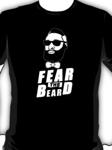 JAMES HARDEN FEAR THE BEARD T-Shirt