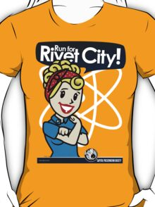 Rivet City Run T-Shirt