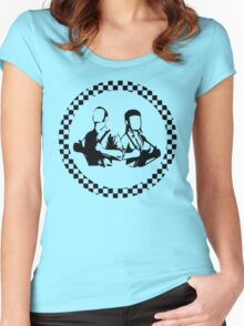 skinheads Women's Fitted Scoop T-Shirt
