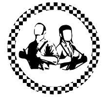 skinheads Photographic Print