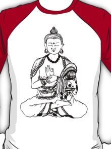 Big Buddha Design T-Shirt
