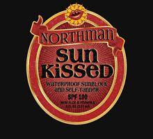 True Blood Inspired - Eric Northman Sunblock & Self-Tanner - Vampire Sunblock Parody - Tru Blood Unisex T-Shirt