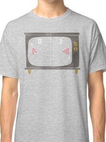 Vintage Beer Pong Classic T-Shirt
