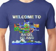 Welcome to Angel Island Unisex T-Shirt