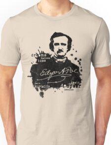 Edgar Allan Poe - Poe the Raven - The Following - Brilliant and Dark World of Poe T-Shirt