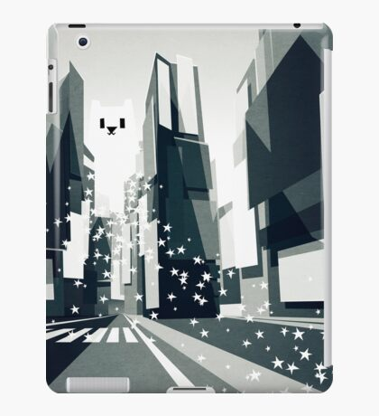 Yeti coming to town! iPad Case/Skin