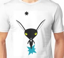 Black Rabbit 7 Unisex T-Shirt