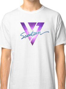 Seventeen Kpop Korean 2016 Classic T-Shirt