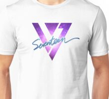 Seventeen Kpop Korean 2016 Unisex T-Shirt
