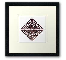 ROSE OF PLUM II Framed Print