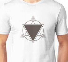 Triangle Magen David Unisex T-Shirt