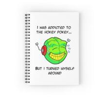 Hokey Pokey Spiral Notebook