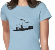 Classic Toy Ride Womens Fitted T-Shirt