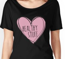 Healthy Stuff Women's Relaxed Fit T-Shirt