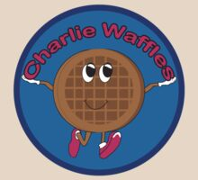 Charlie Waffles! by s2ray