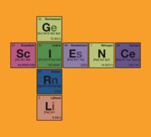 SCIENCE GIRL! - Periodic Elements Scramble by dennis william gaylor