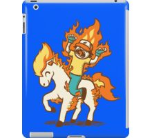 Gotta Burn 'Em All iPad Case/Skin