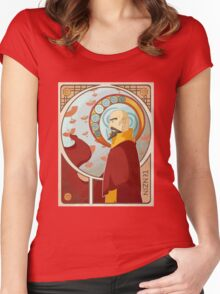 Tenzin Nouveau Women's Fitted Scoop T-Shirt
