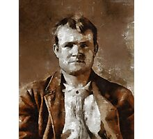 Butch Cassidy Photographic Print