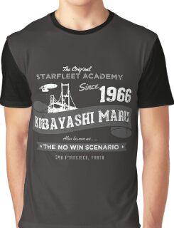 Star Trek - The Kobayashi Maru Graphic T-Shirt