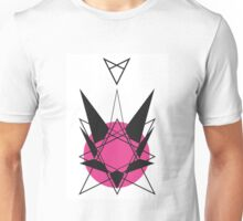 Geometric Flower 7 Unisex T-Shirt