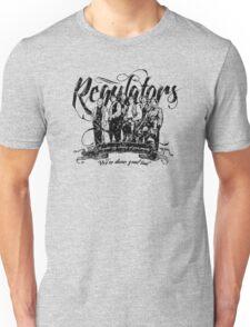 Regulators - Young Guns Unisex T-Shirt
