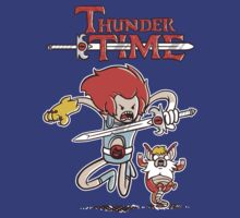 Thunder Time by Italiux