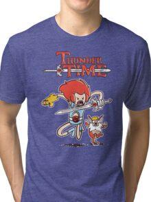 Thunder Time Tri-blend T-Shirt