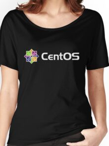 Centos Linux Server Tees Women's Relaxed Fit T-Shirt