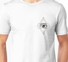 Lozenge-shaped sees Unisex T-Shirt