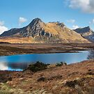 Highland View, Ben Loyal. by Dave Hare