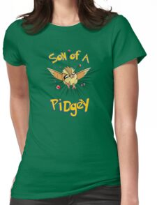 Son of a Pidgey Womens Fitted T-Shirt
