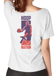 Hoop Nation Women's Relaxed Fit T-Shirt