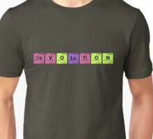 evolution/revolution - Periodic Elements Scramble!  Unisex T-Shirt