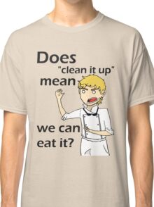 Can we eat it??? Classic T-Shirt