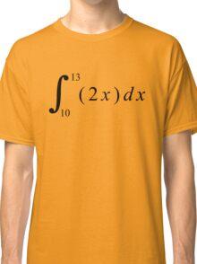 Calculus is fun! Classic T-Shirt