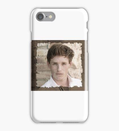 Eddie Redmayne iPhone Case/Skin