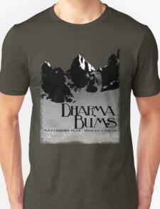 dharma bums - matterhorn peak T-Shirt